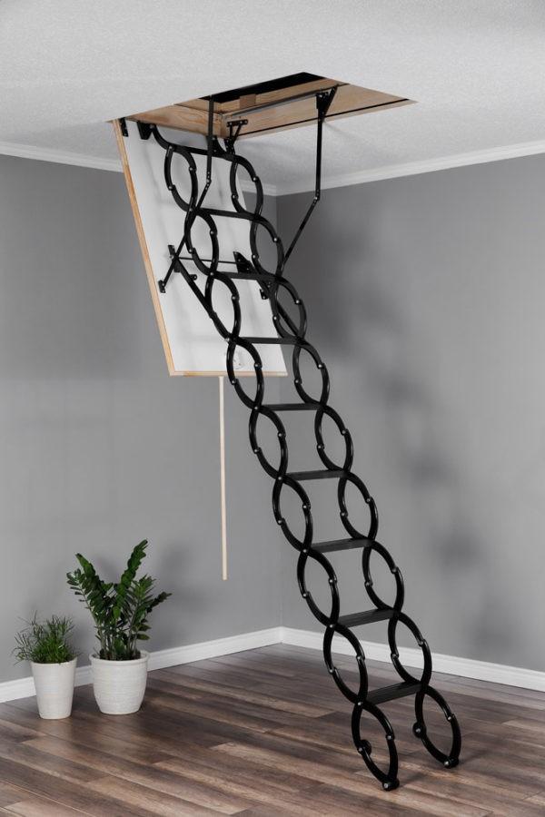 Shears Attic Stairs Scissor loft ladders, Waterford ...